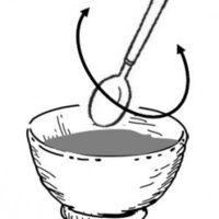 Recette très bien illustrée : le gâteau au yaourt en images En bonus : comment plier un petit livre