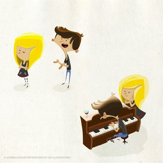 Die Illustratoren - Portfolio - Andreas Besser