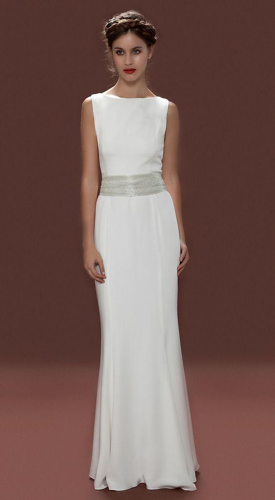 vintage inspired 1960s grecian wedding dress lara hannah airlia wedding dress pinterest. Black Bedroom Furniture Sets. Home Design Ideas