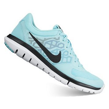 Nike Flex Run 2015 Women's Running Shoes. I HAVE THESE EXACT ONES IN THE SAME COLOR!