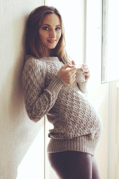 ropa de maternidad de invierno