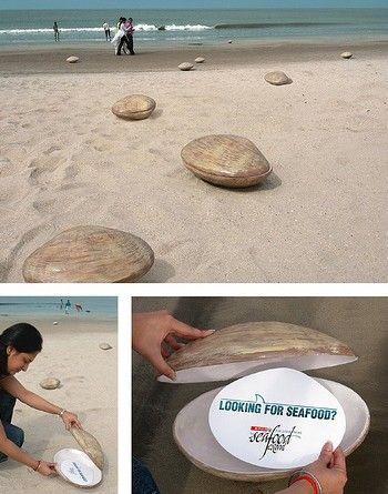 Restaurante de mar - #Publicidad