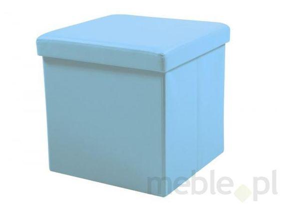 Otoman Sada błękitny Actona 5710536269301, Actona - Meble
