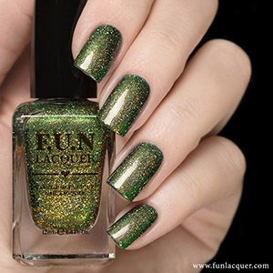 F.U.N. Lacquer- Christmas 2015- Desires (H)