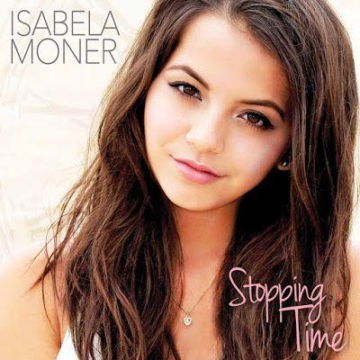 Times Square Gossip: ISABELA MONER RELEASES 12 TRACK DEBUT ALBUM