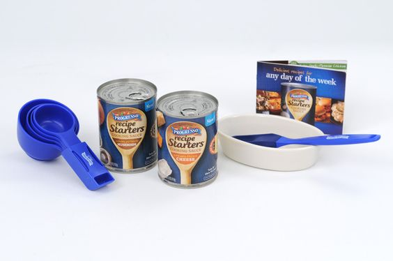 WIN a Progresso Recipes Starters Prize Pack at The Funky Monkey! Giveaway ends 9/19/12.
