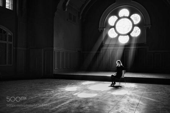Lightshow  by Wunderbilder