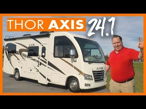 The Worlds Smallest Class A Motorhome Youtube Motorhome