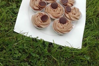 Toffifee-Cupcakes (Rezept mit Bild) von Cissy02   Chefkoch.de