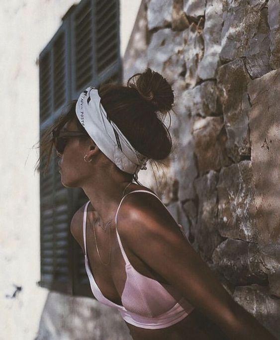 Locura Por Los Pañuelos En La Cabeza! | Cut & Paste – Blog de Moda