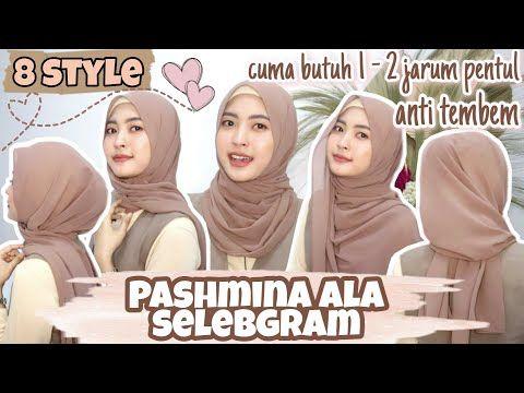 Tutorial Hijab Pashmina Simple Ala Selebgram Kekinian Pashmina Untuk Sehari Hari Dan Acara Formal Youtube Di 2021 Kursus Hijab Gaya Jilbab Tutorial Hijab Pashmina