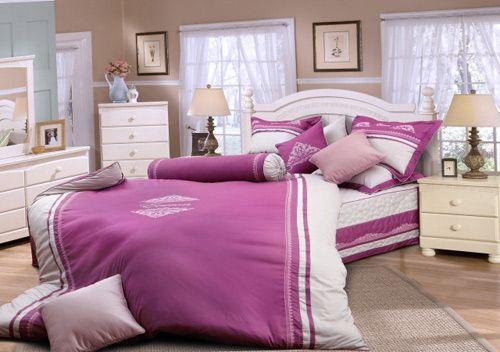 Cách chọn chăn ga gối đệm hợp phòng ngủ
