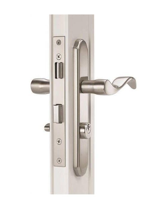 Larson Mfg 20297817 Quickfit Storm Door Handleset Brushed Nickel Screen Door Handles Painted Screen Doors Door Handles