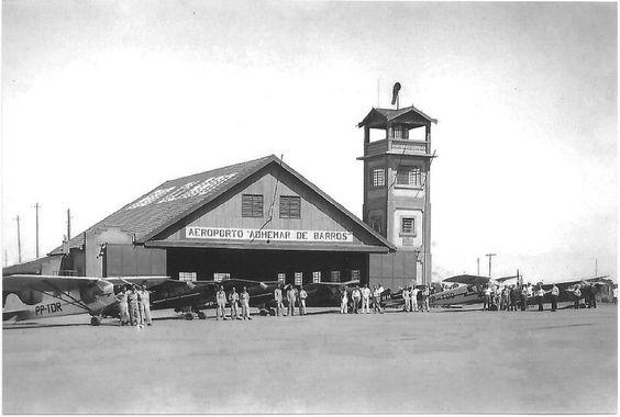 Antigo Aeroporto do Aeroclube de Rio Claro