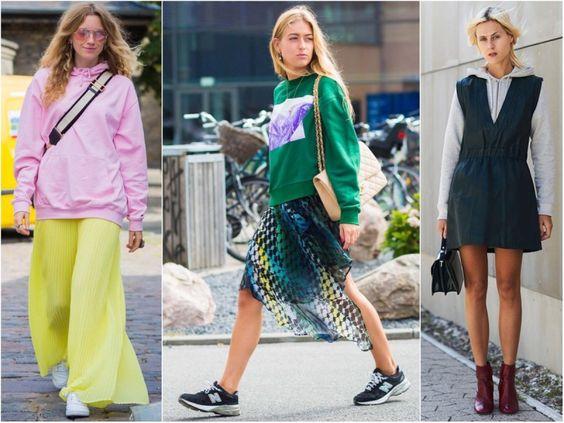 Генеральная репетиция. Первые модные признаки нового сезона на живых людях - 7 одежек. Свой гардероб – свои правила