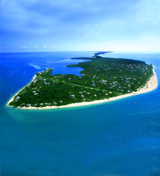 Captiva Island: The Great Thing About North Captiva Island Is You Can Only