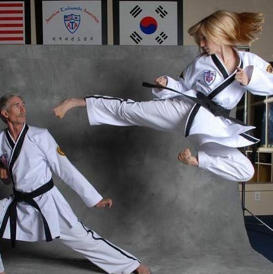 Instagram Photo By Dandantkd Aug 4 2020 At 10 53 Am Female Martial Artists Women Karate Martial Arts Women