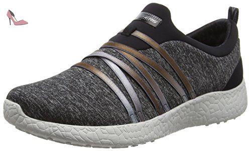 Equalizer 2.0 TRUE Balance, Sneakers Basses Homme, Gris (Ccbk), 45 EUSkechers