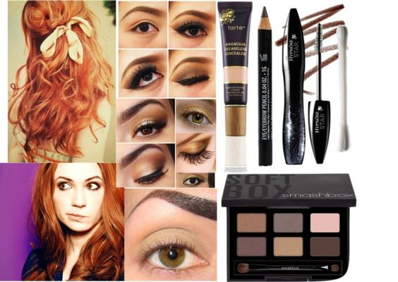 """""""Makeup for Redheads"""" by princessmag on Polyvore"""