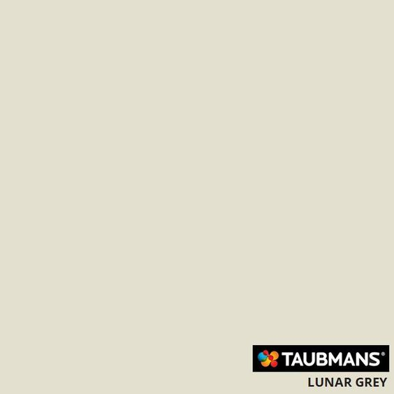 #Taubmanscolour #lunargrey