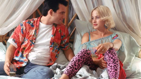 Patricia Arquette TRUE ROMANCE - The Fashion Screen