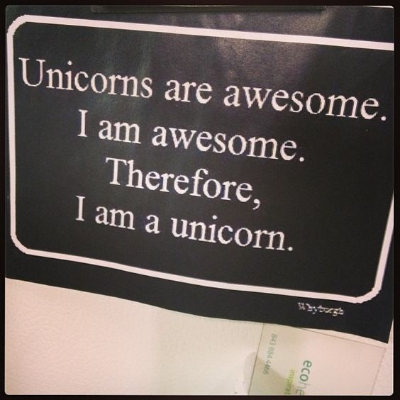 I am awesome.