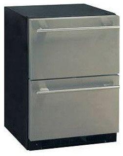 Aficionado Built-In Drawer Refrigerator traditional major kitchen appliances