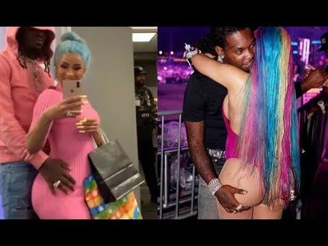 Cardi B Give Offset L P Dance In Court Flex 500 000 In New Jewelry Da Product Dvd Youtube Cardi B Dancing Lap Dance Cardi B