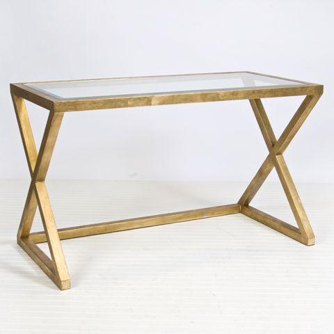 gold desk