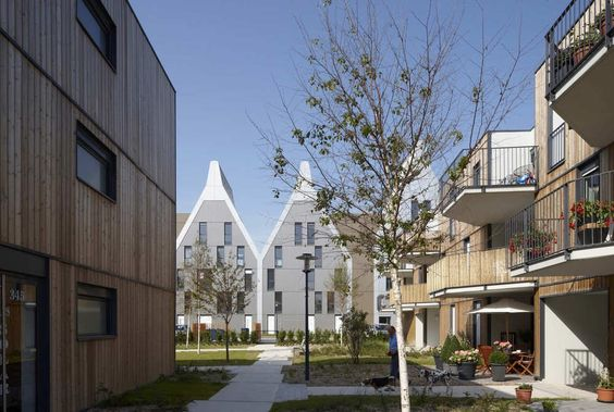 The Grand Large District / ANMA Dunkerke