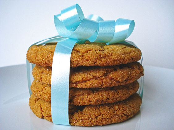 Soft & Chewy Gingersnaps. These are the ginger cookies that dreams are ...