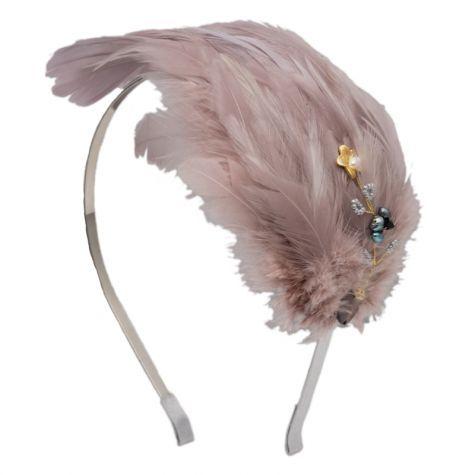 Headband Nydla  Imaginé par les créateurs de la marque anglaise Orelia Boutique, ce Headband Nydla, fabriqué à la main est le parfait accessoire pour commencer l'été et préparer la saison des mariages ou des festivals, selon votre calendrier. Ou pour tous les jours !: Des Festivals, Day, All