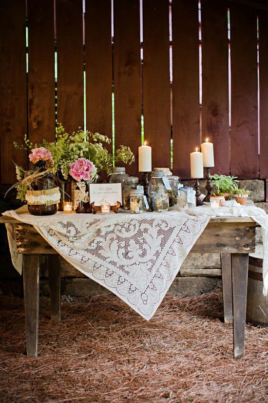 oh!myWedding: Decoración Bodas Vintage / Vintage Decoration from Weddings: