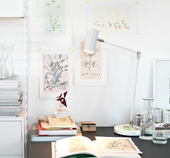 The Minipoint lamp from Swedish brand Örsjö