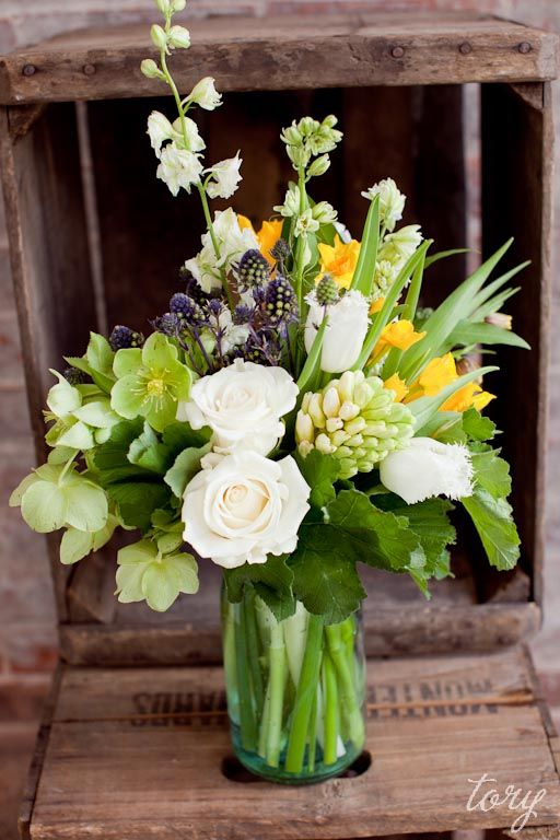 """I should probably put this in its own folder entitled """"What I would like the bouquet to look like the next time I get flowers for my wife""""."""