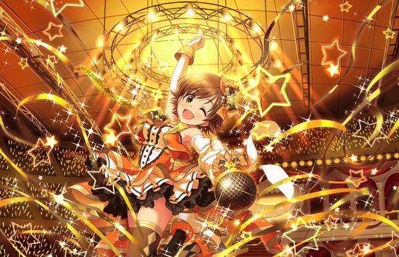 本田未央の元気一杯ステージ画像