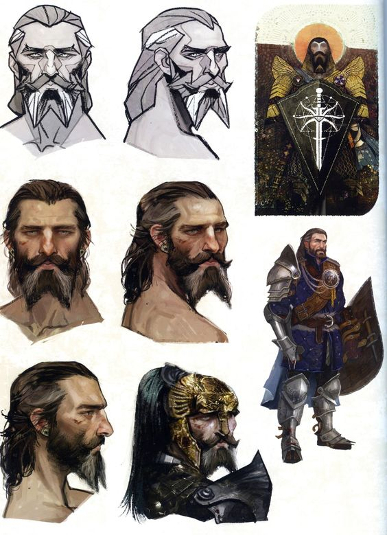 Dragon Age Inquisition Character Design Ideas : Blackwall character design dragon age inquisition