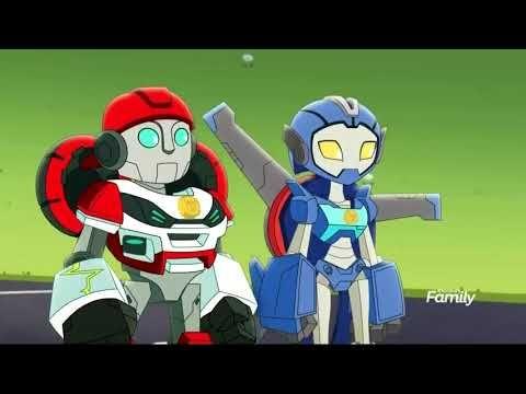 Transformers Rescue Bots Academy Runaway Head 1 2 Youtube Transformers Rescue Bots Rescue Bots Hasbro Studios