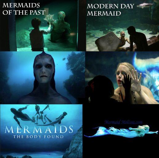 Caracterizaciones para Discovery Channe/ Mezcla caracterización Mermaid por Melissa: Foto
