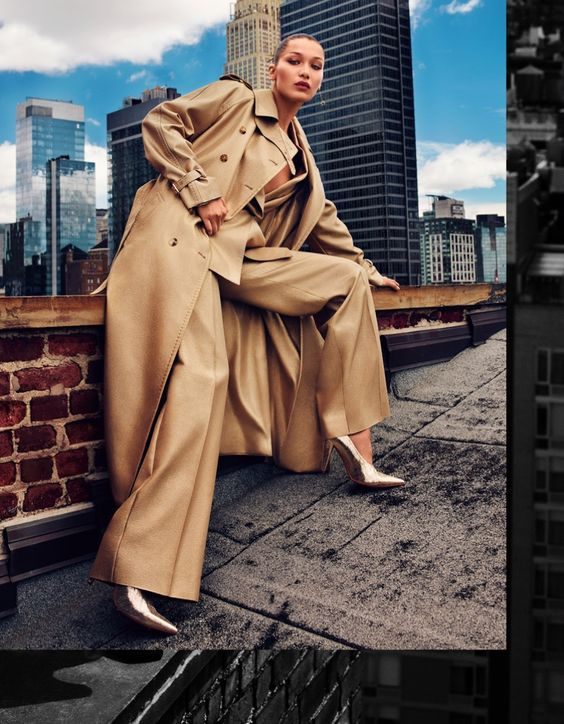 Supermodel Bella Hadid lands the September 2017 cover of Harper's Bazaar China. Captured by Alexei Hay (Atelier Management), the Zadig & Voltaire face wears a purple tweed jacket and skirt from Chanel's fall runway collection. Stylist Renty Wu selects pieces from the autumn runway season including statement tops, glittering jewelry and long coats. Bella wows... [Read More]