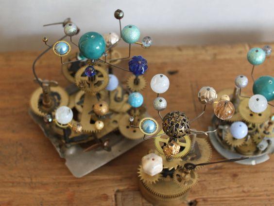 時計仕掛けの惑星儀 | Globe, Moka and Miniatures