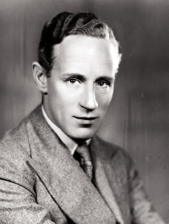 Leslie Howard 1893-1943 (aged 50)  Passenger on a plane shot down over the Bay of Biscay during WWII.