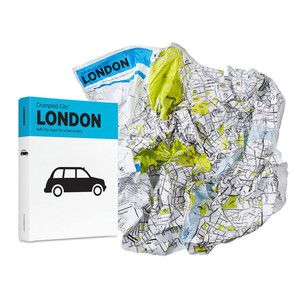 City Map London, £8.90, now featured on Fab.