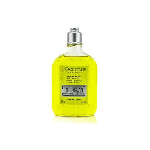 Cedrat Shower Gel 250ml/8.4oz