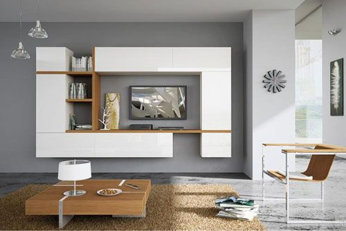 Trend If you are looking for ideas and inspiration here you can find some beautiful examples featuring TV wall unit designs for a contemporary home