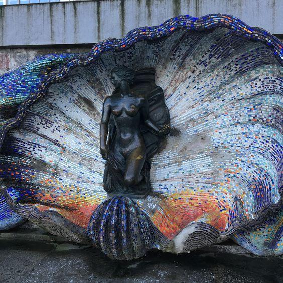 Скульптура Нимфа. Фото: Vladimir Shveda
