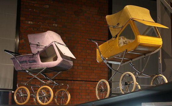 Kinderwagen von ZEKIWA #WendekinderWendeeltern #DDR