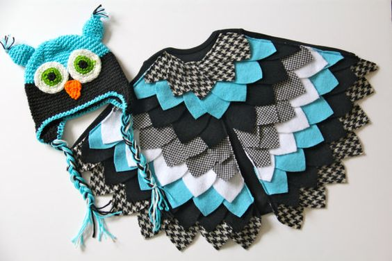 Hey, I found this really awesome Etsy listing at https://www.etsy.com/listing/205566643/baby-owl-costume-ready-to-ship-3-6