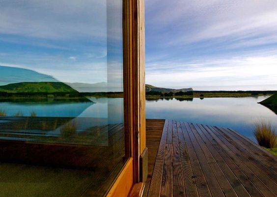 Kaimata Retreat - Otago Peninsula, New Zealand