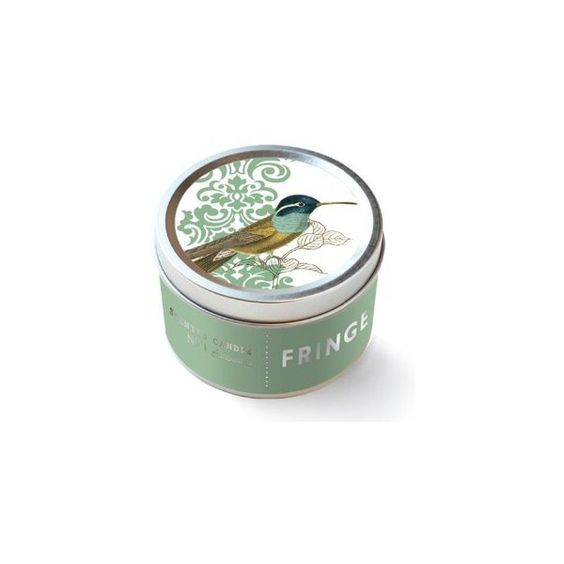 Morning - Choinoiserie Scent Fringe Studio 4 oz Tin… ($13) ❤ liked on Polyvore featuring home, home decor, beauty, other and fringe home decor